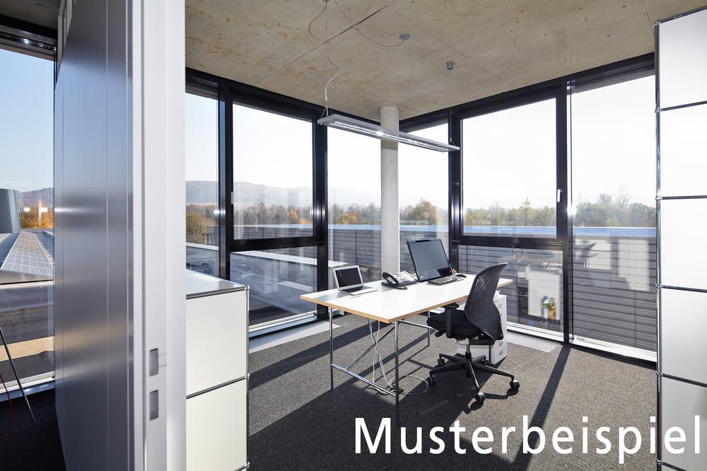 NEUBAU Büro mit Terrasse und optionaler Halle