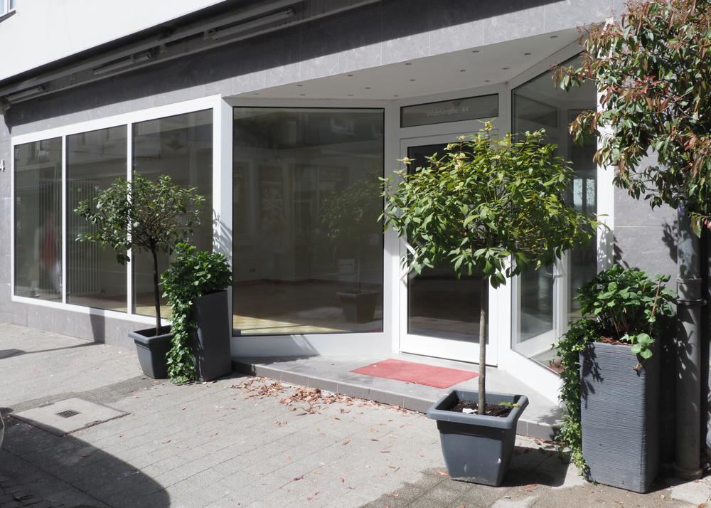 Ladenfläche in der Südlichen Waldstraße