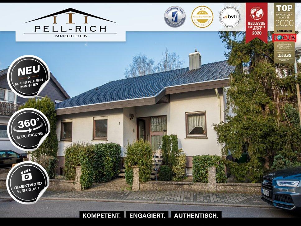LEBENSLUST: freihstendes Einfamilienhaus mit Garten und Garage in Egge