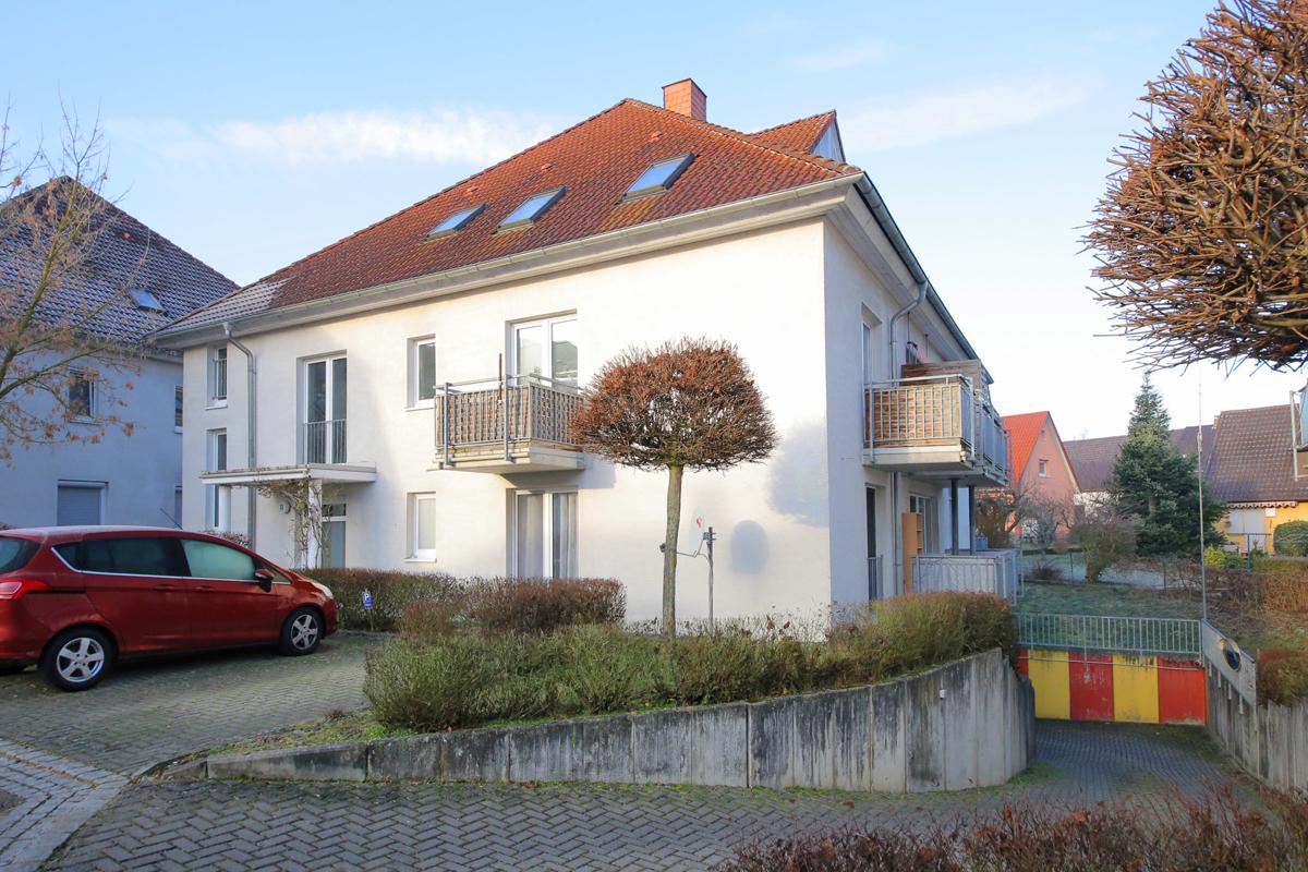 Perfekte Kapitalanlage – gepflegte 2-Zimmerwohnung in Bad Rappenau