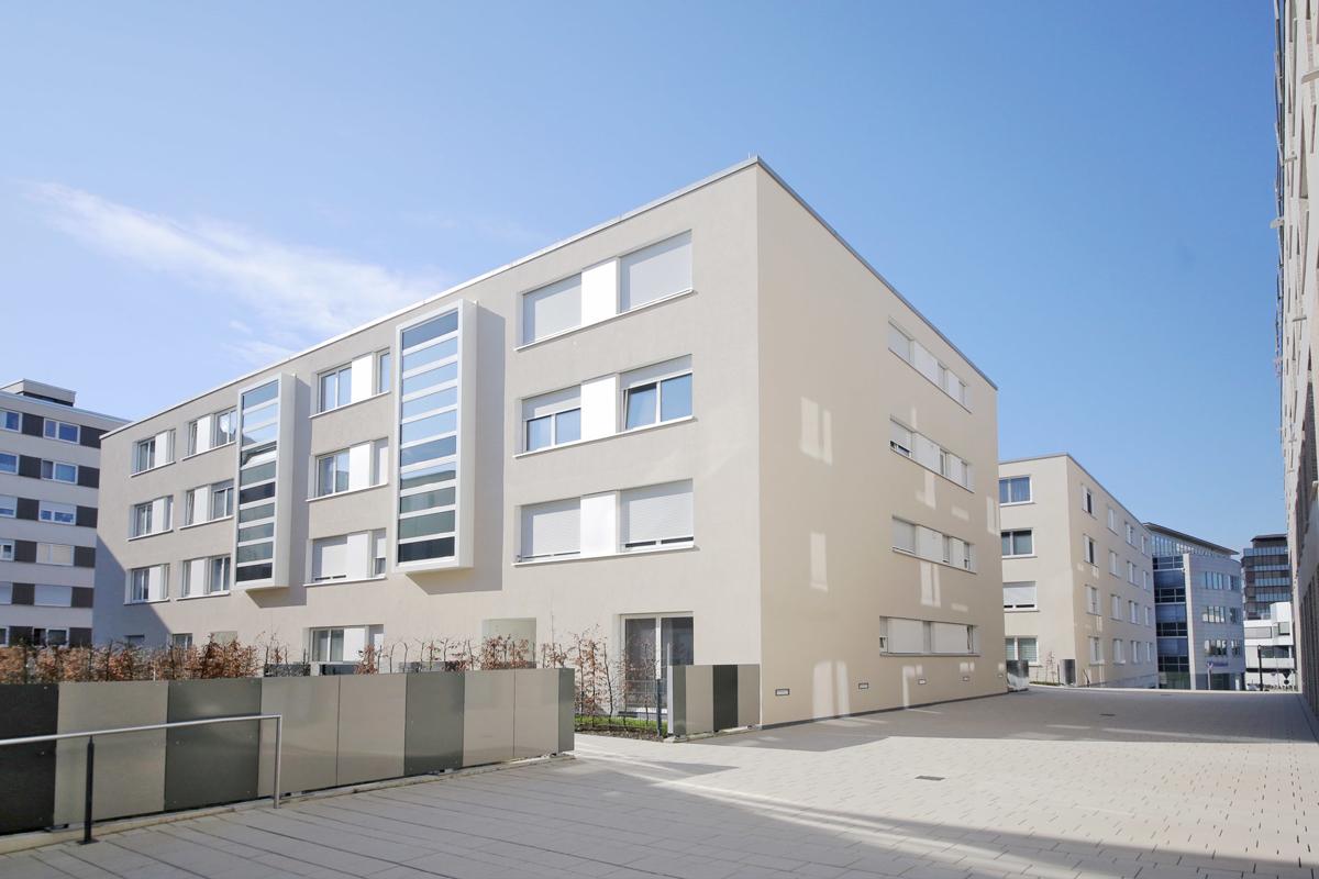 Moderne und komplett eingerichtete 3-Zimmer-Wohnung
