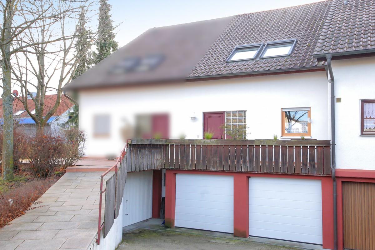 Gepflegtes Reihenmittelhaus mit Garten in ruhiger Lage von Heiningen