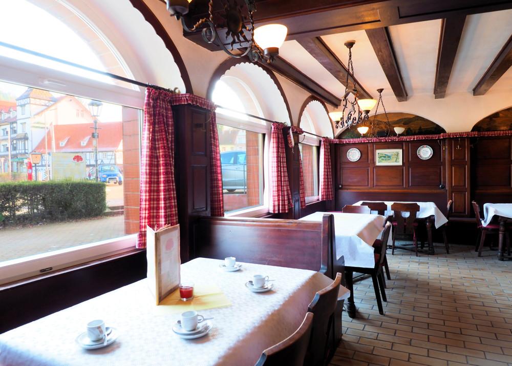 Restaurant in TOP-Lage direkt am Kurpark
