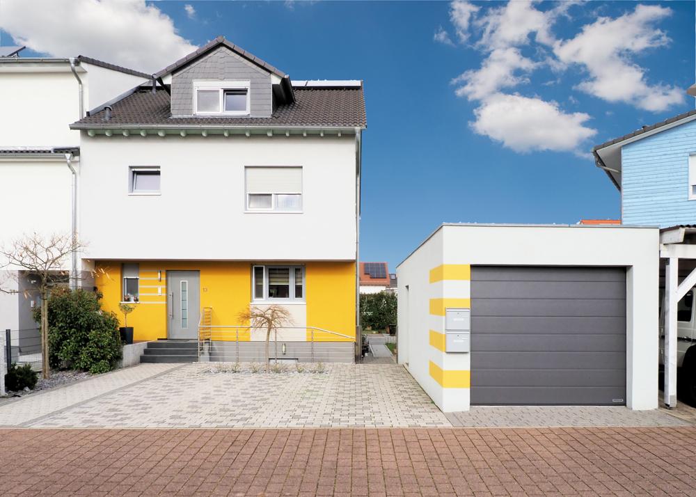 FAMILIENTRAUM – Einfamilienhaus mit vermieteter Einliegerwohnung