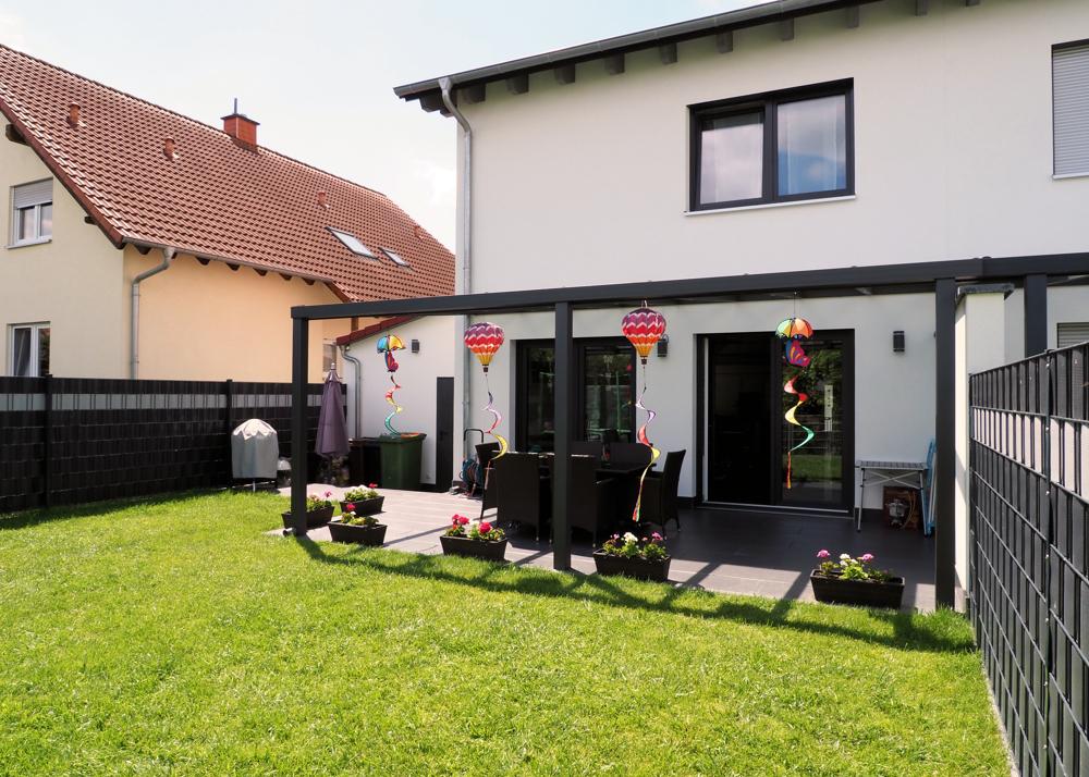 Großzügige Doppelhaushälfte für die ganze Familie in Kandel