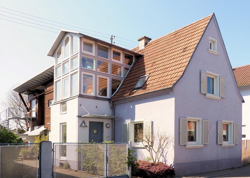 Einfamilienhaus mit separater Loftwohnung