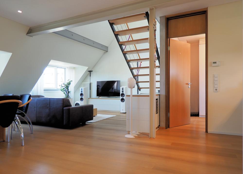 Individuelle Maisonette-Wohnung im Loft-Style!