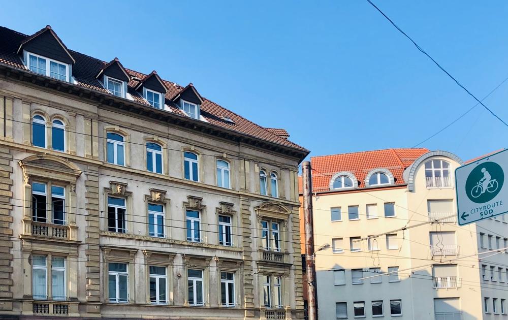 Viel Platz im Herzen der Stadt! Große Wohnung direkt am KIT