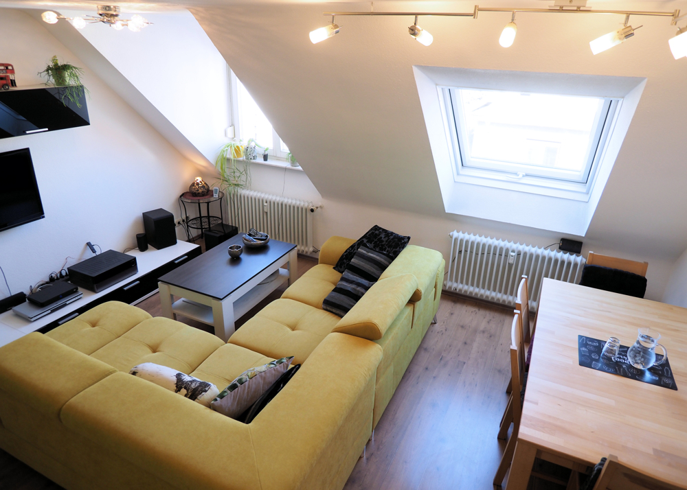 Hier lacht das Leben! 4-Zimmer-Plus mitten in Durmersheim
