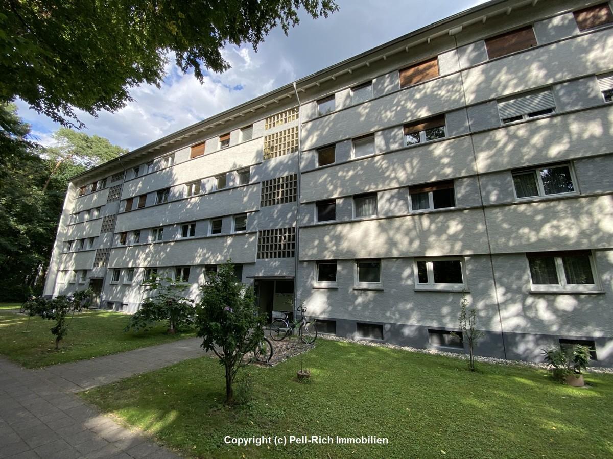 HEREINSPAZIERT: Kernsanierte & bezugsfreie Wohnung in der Karlsruher W