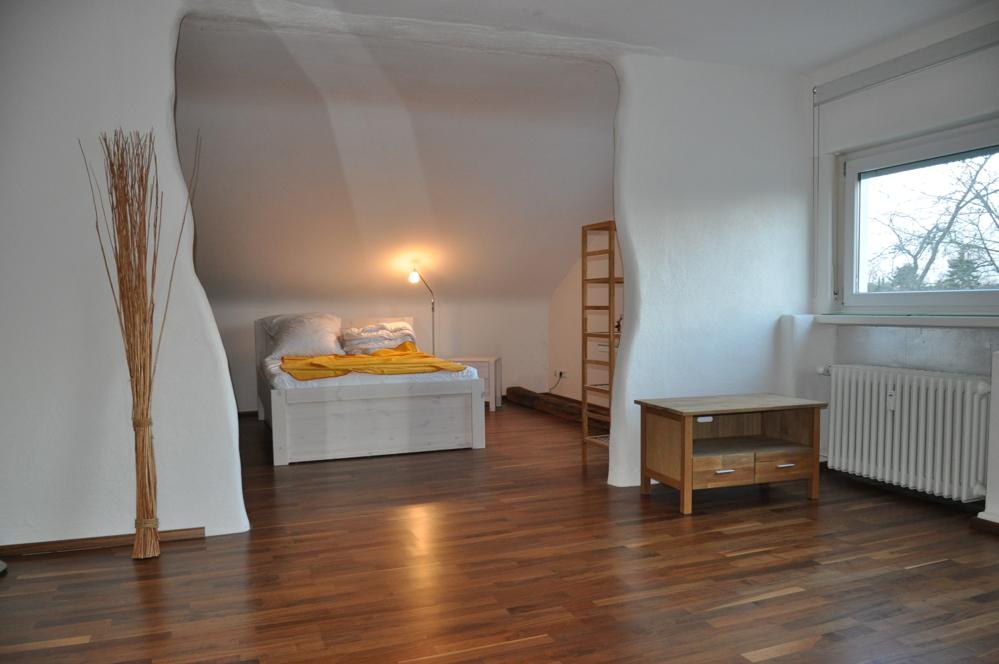 Möblierte 1,5-Zi.-Wohnung in der Waldstadt