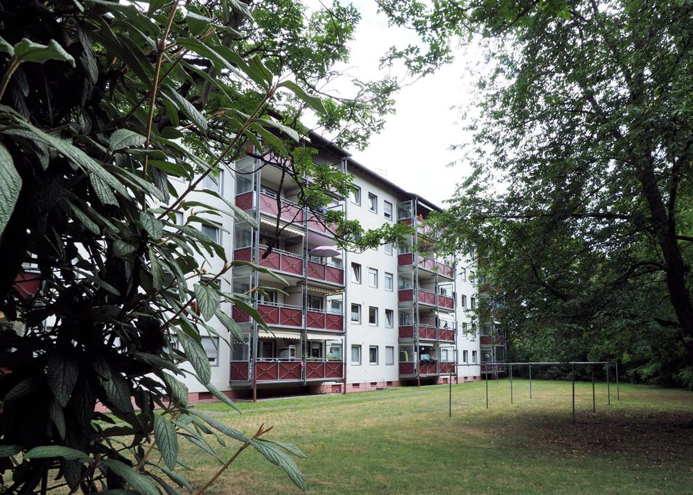 Sanierungsbedürftie 3-Zimmer Wohnung in Durlach Aue