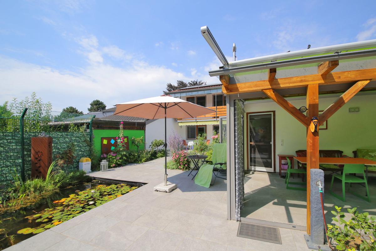 WOW!! Traumhaftes Haus mit Salzwasserpool auf Erbpachtgrundstück