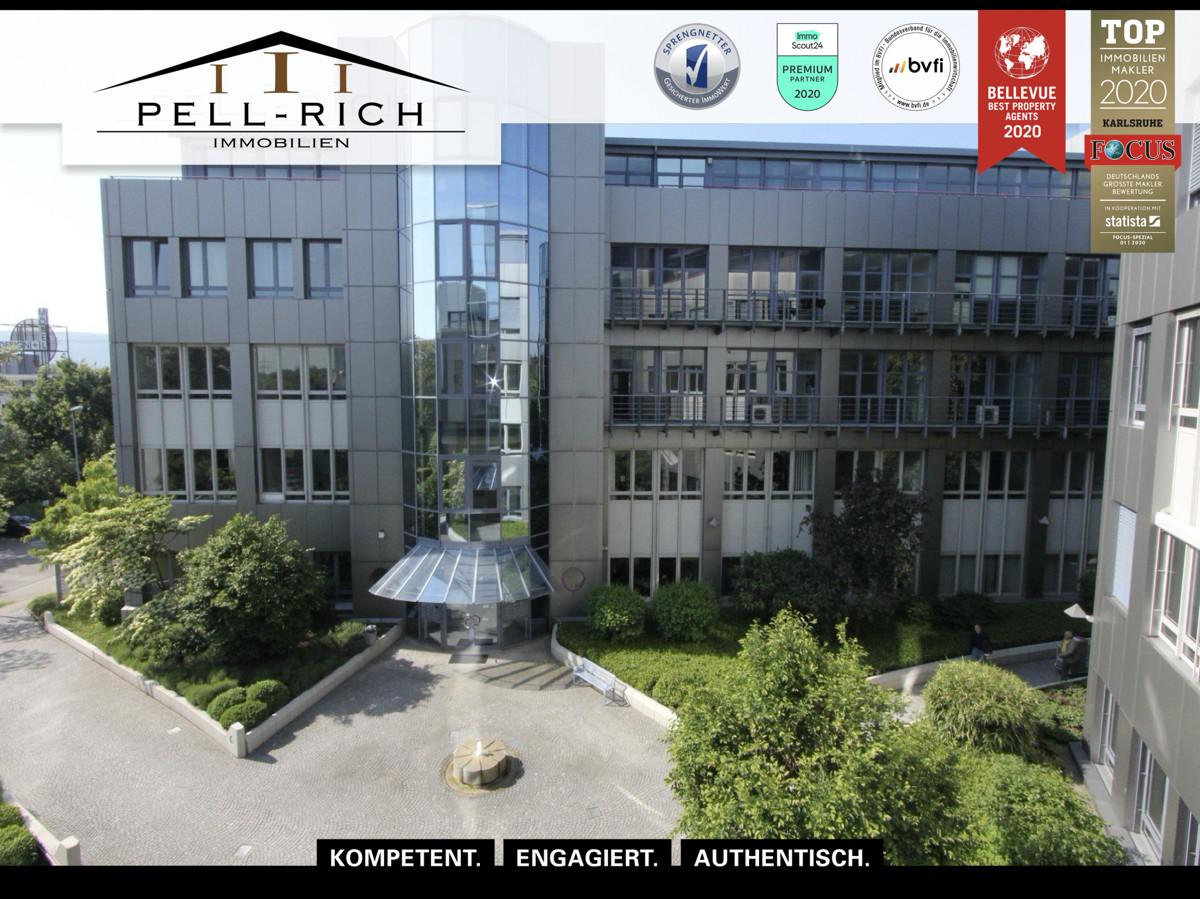 Moderne und Großflächige Büroetage in Ettlingen sucht neuen Mieter!