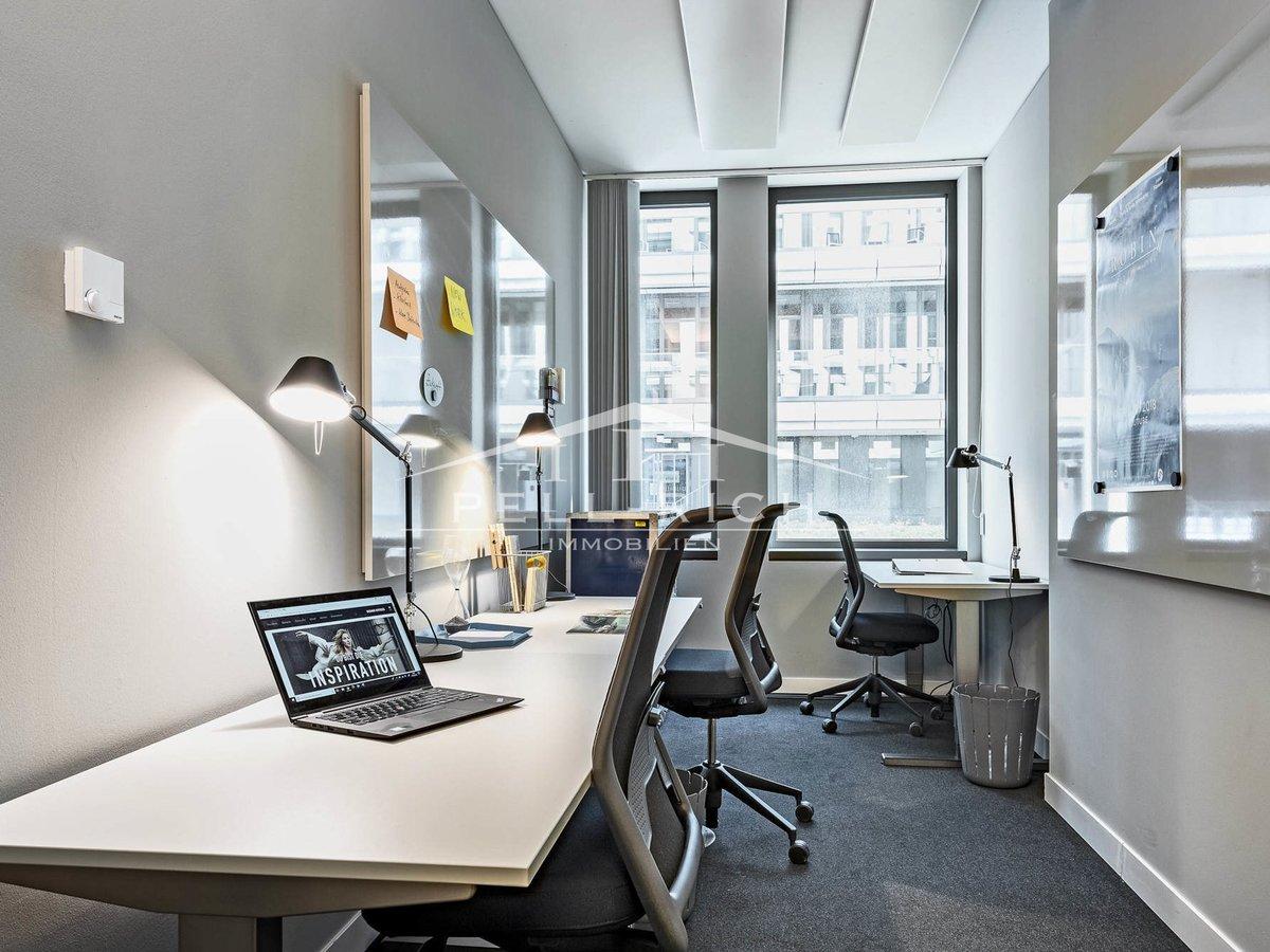STILECHT – Hochkarätige Büro-und Schulungsräume zeitlich flexibel prov