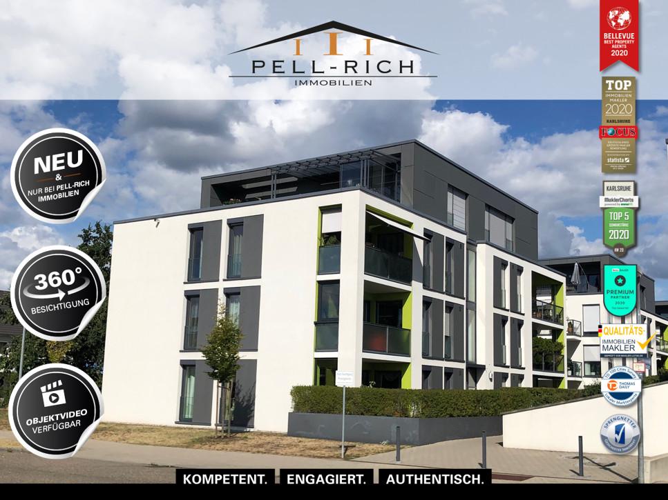 BARRIEREFREI: Gepflegte Eigentumswohnung mit TG-Stellplatz, Balkon und