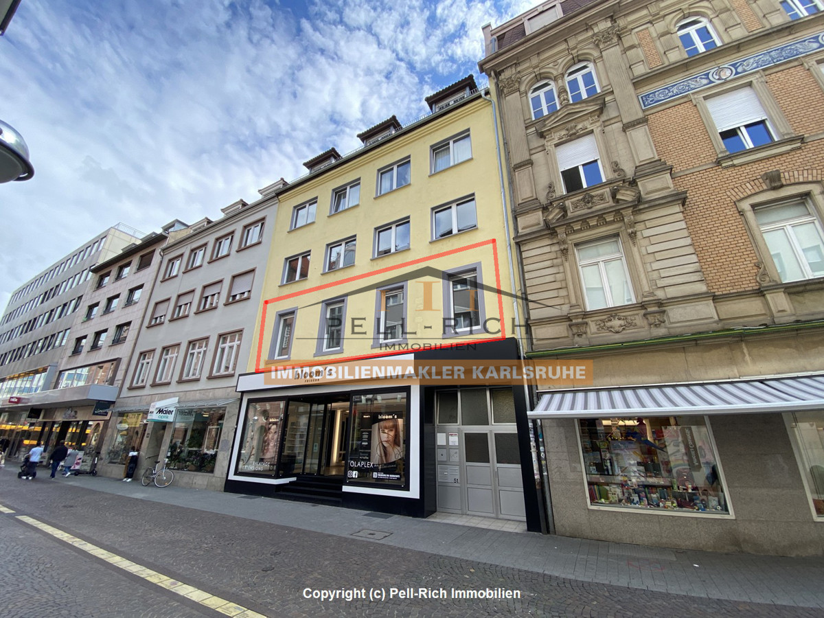 OFFICELIFE: Attraktive Bürofläche im Herzen von Karlsruhe