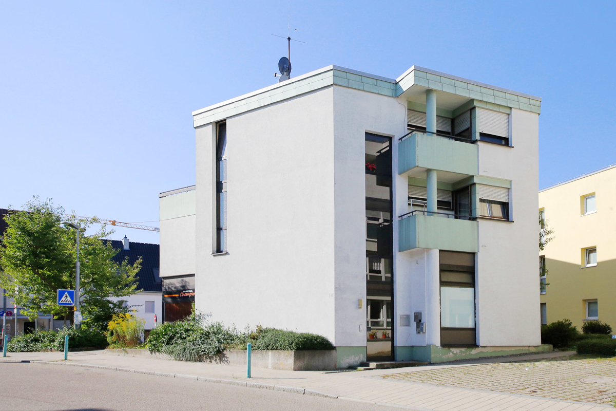 Wohn- und Geschäftshaus im Herzen von Filderstadt!