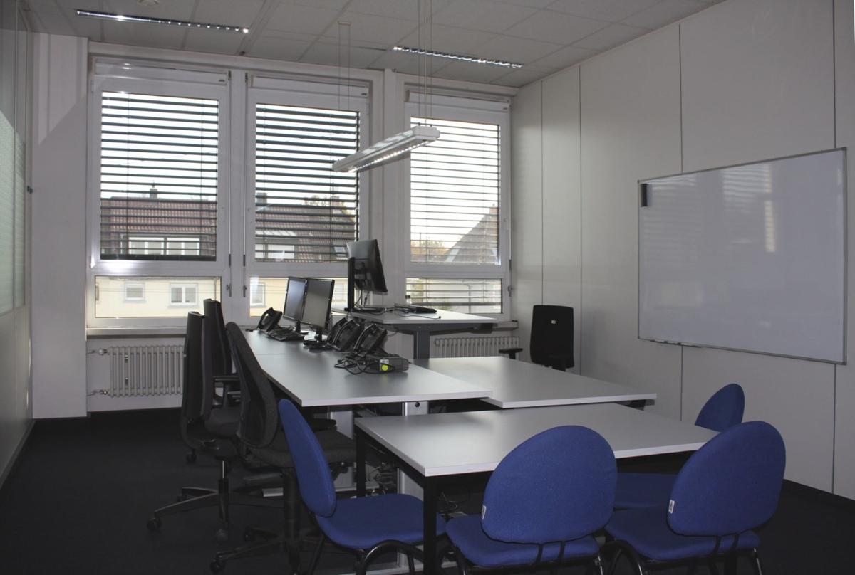 Attraktive Bürofläche (1.821 m²) in idealer Lage von Karlsruhe