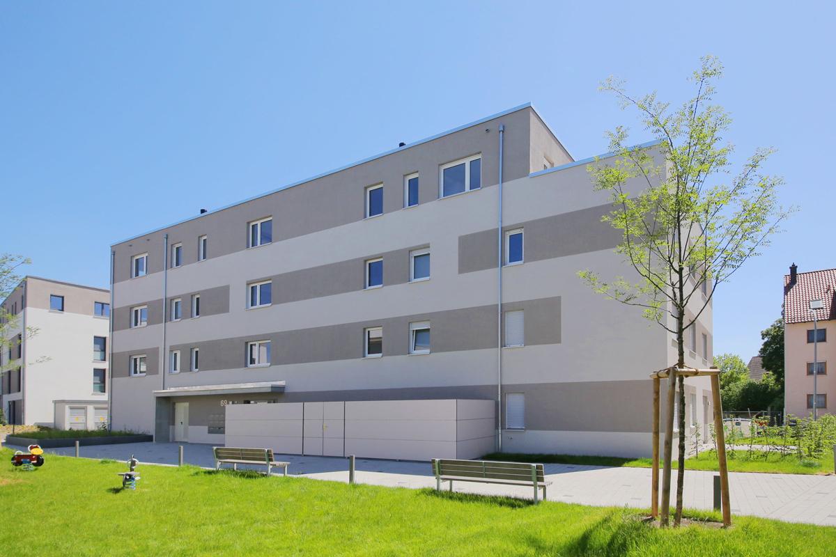 Freier Blick über Heilbronn: großzügige 4-Zimmer Wohnung mit sonniger