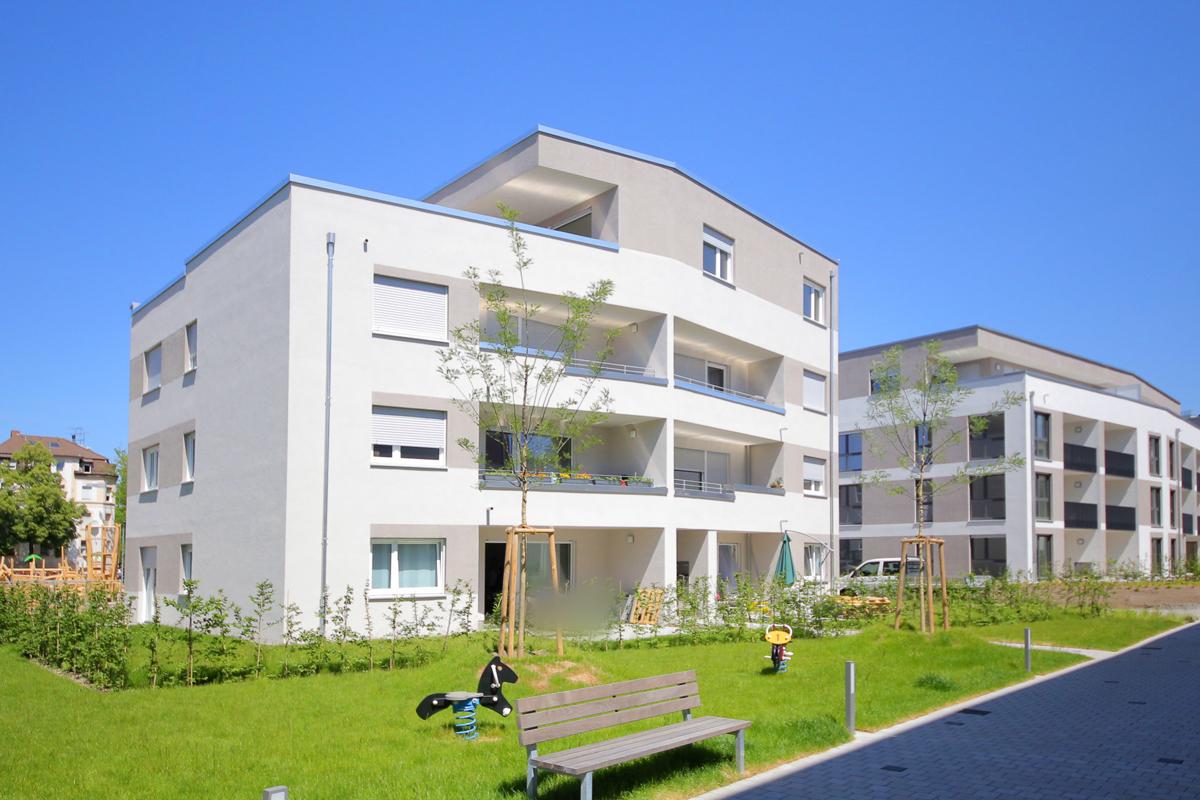 Individuell wohnen in Heilbronn: 3-Zimmer Wohnung mit Einbauküche