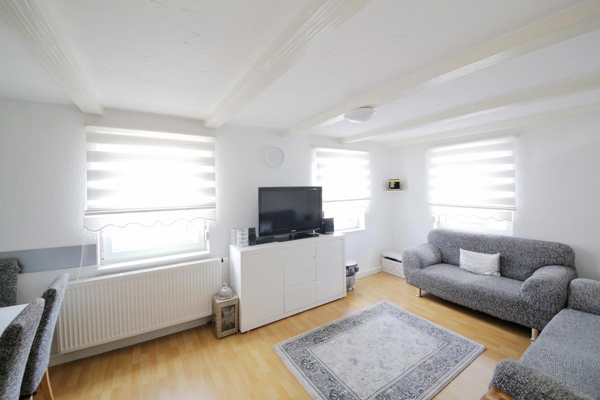 Gepflegte 5-Zimmer-Wohnung im Zentrum von Lorch
