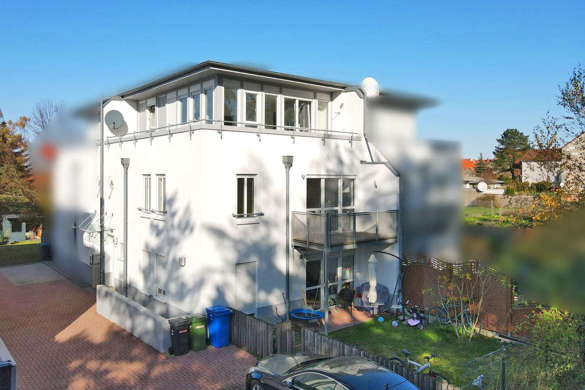 Attraktives Quattrohaus – kurzfristig frei – ruhige Lage – gute Verkeh