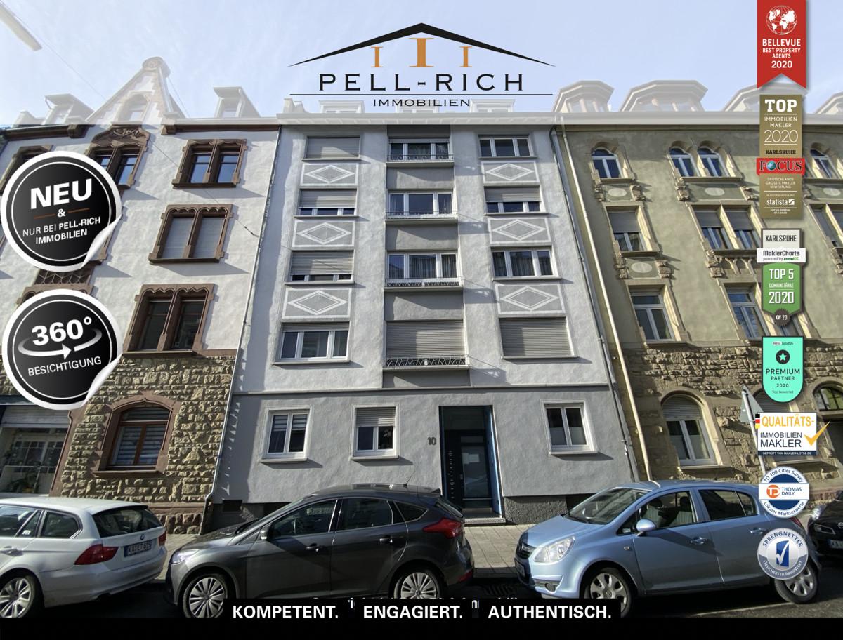 WOHNFÜHLGARANTIE – attraktive 2 Zimmer Wohnung mit Balkon nahe Flieder