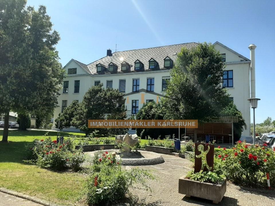 RHEINBLICK: Vollständiges Bürohaus zzgl. weiterer Teilflächen an zentr