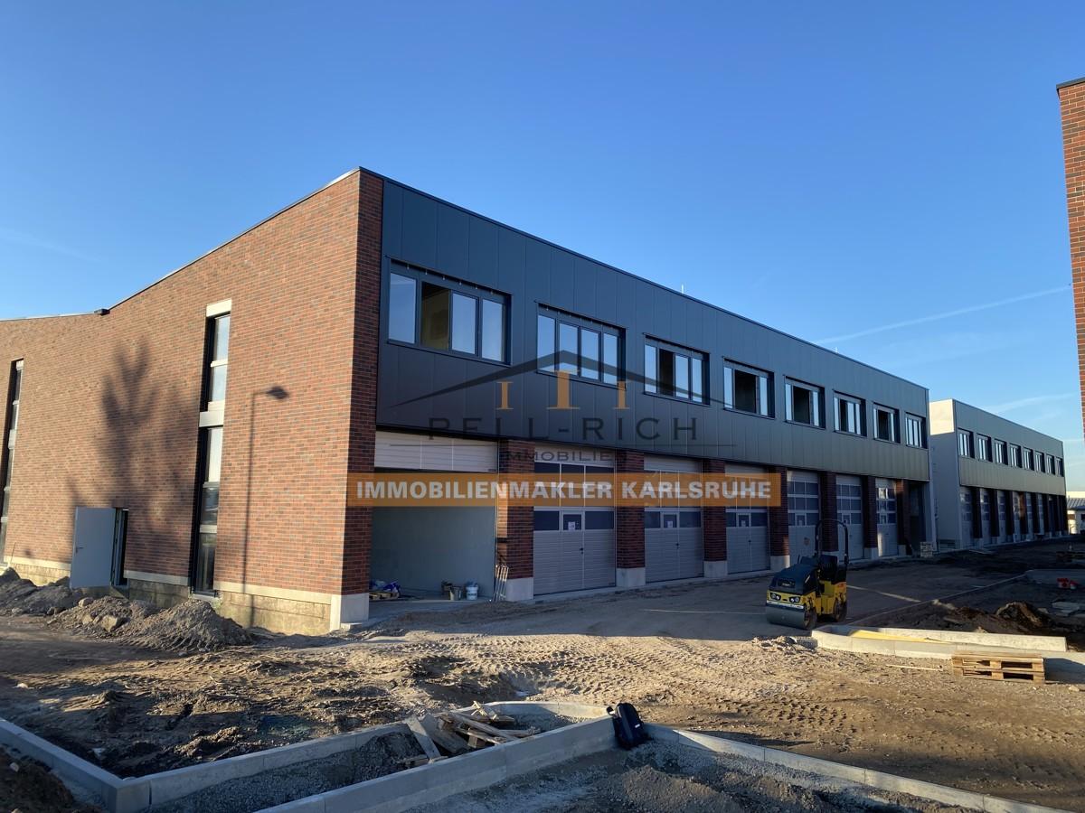 GETEILTES GLÜCK: Gewerbliche Neubaufläche sucht Mieter