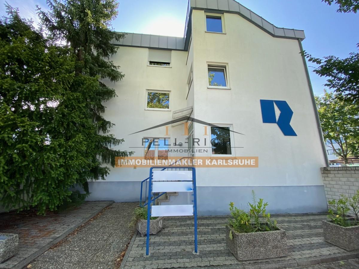OFFICELIFE: gepflegte Büroetage im Karlsruher Stadtteil Beiertheim-Bul